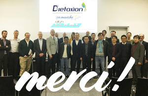 Dietaxion 2nd international Meeting at Eurotier 2018